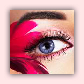 Eyebrow and Eyelash Tiniting Treatments at Manchester Therapy Centre UK. Qualified Hopi Ear Candle Therapists.