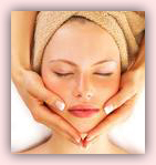 Facial Massage Treatments at Manchester Therapy Centre UK. Qualified Hopi Ear Candle Therapists.