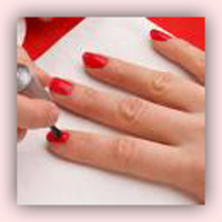 manicure and pedicure Treatments at Manchester Therapy Centre UK. Qualified Hopi Ear Candle Therapists.