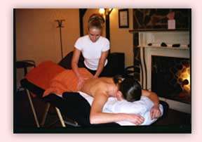 massage treatments and holistic therapy treatments