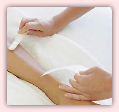 Waxing Treatments at Manchester Therapy Centre UK. Qualified Hopi Ear Candle Therapists.
